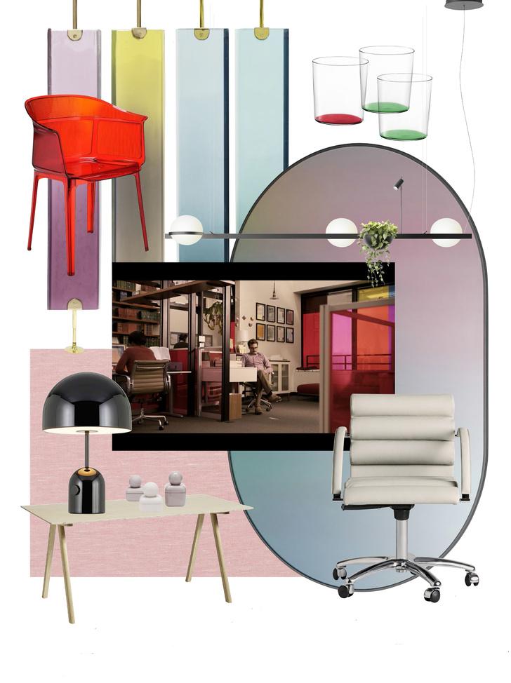 ELLE Decoration тренд: интерьеры из кинофильмов (фото 1)
