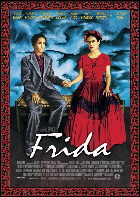 """""""Фрида"""" (Frida), 2002"""