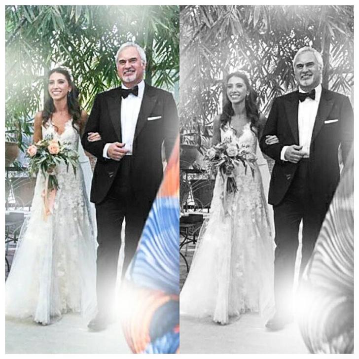Старшая дочь Валерия Меладзе вышла замуж фото [2]