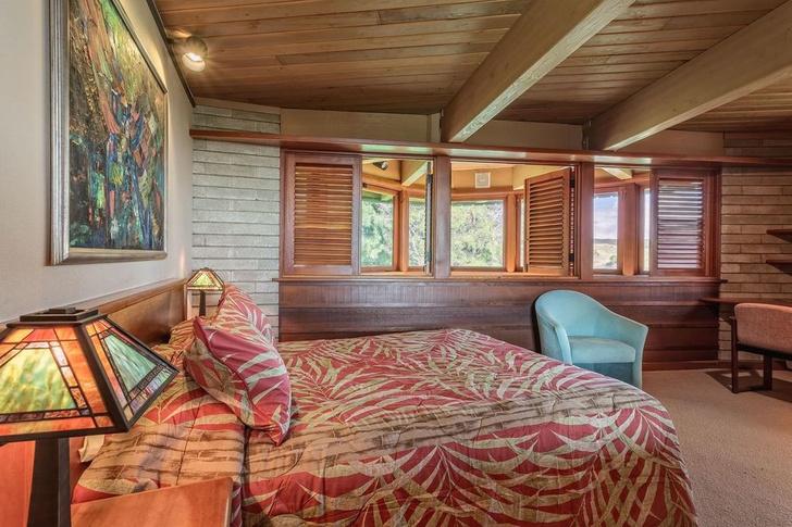 Дом по проекту Фрэнка Ллойда Райта на Гавайях (фото 11)