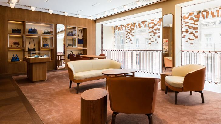 Новый бутик Hermès в Амстердаме (фото 6)