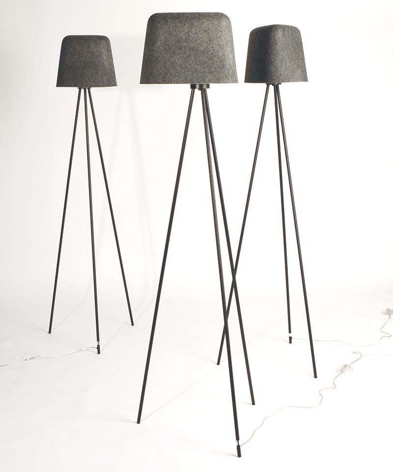 Светильники Felt, Tom Dixon, салоны «Интерьер Market», Galerie 46, от 550 у.е.