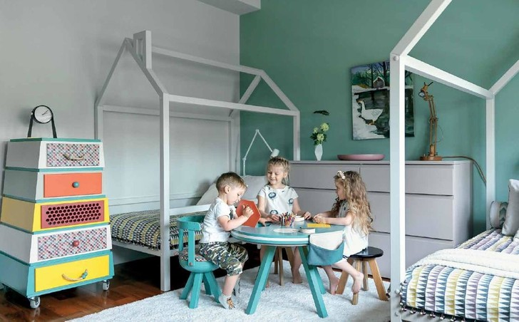 Детская для двух детей: советы Жени Ждановой (фото 1)