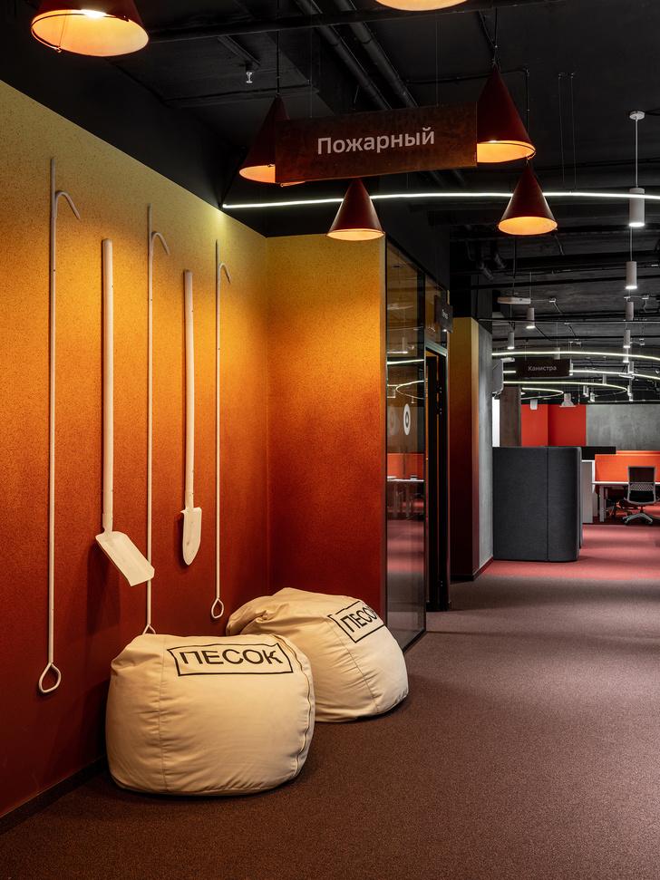 Офис BootCamp Сбербанка (фото 4)