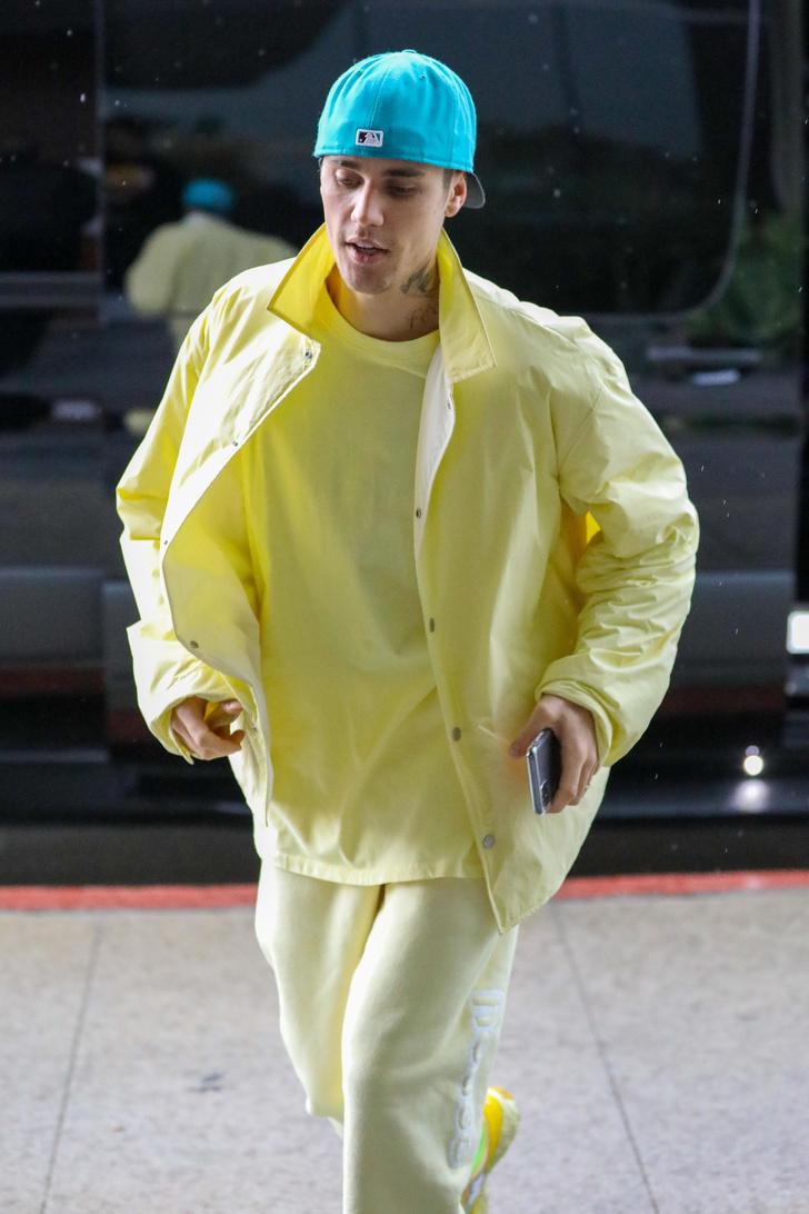 На стиле: Джастин Бибер показал самый модный спортивный костюм на весну (фото 2)