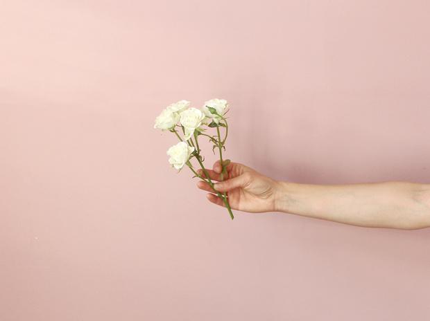 Мастер-класс: осенний букет из диких цветов (фото 27)