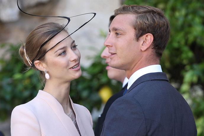 Пьер Казираги и Беатрис Борромео поженились