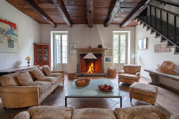 Виллу XVI  века в Ломбардии можно арендовать на Airbnb (фото 11)
