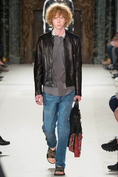 Неделя мужской моды в Париже: лучшие показы | галерея [1] фото [10]