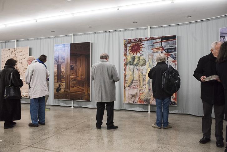 Выставка «архитектурного» портрета открылась в Музее Дизайна Vitra (фото 8)