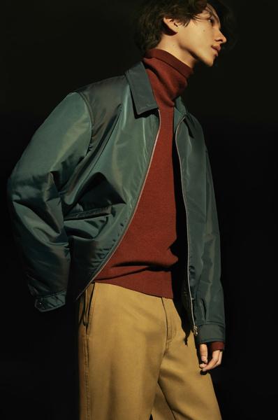 Как выглядит новая коллекция Кристофа Лемэра для Uniqlo? | галерея [1] фото [13]