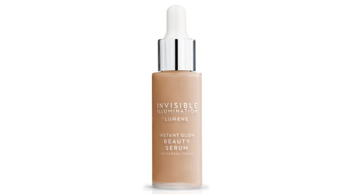 Ухаживающая сыворотка-флюид Invisible Illumination Instant Glow Beauty Serum от Lumene новое тональное средство