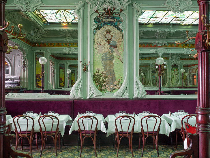 Bouillon Julien: новая жизнь парижской брассери начала XX века (фото 2)