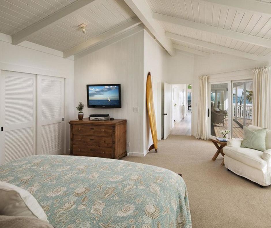 Новый дом Милы Кунис и Эштона Катчера в Санта-Барбаре | галерея [1] фото [1]