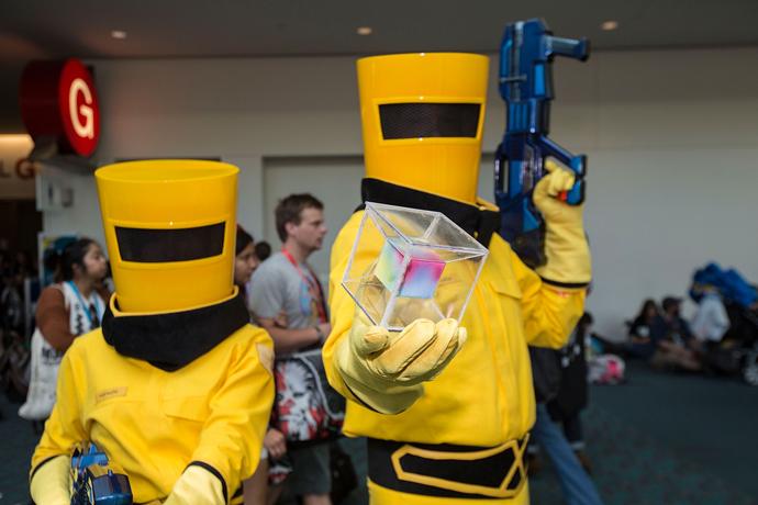 фестиваль Comic-Con
