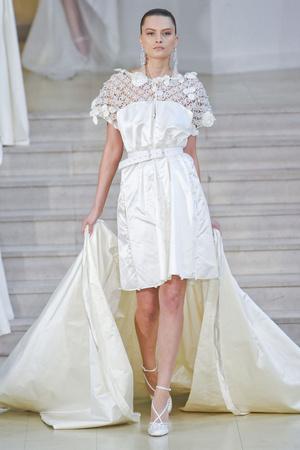 Показ Alexis Mabille коллекции сезона Весна-лето 2011 года Haute couture - www.elle.ru - Подиум - фото 214843