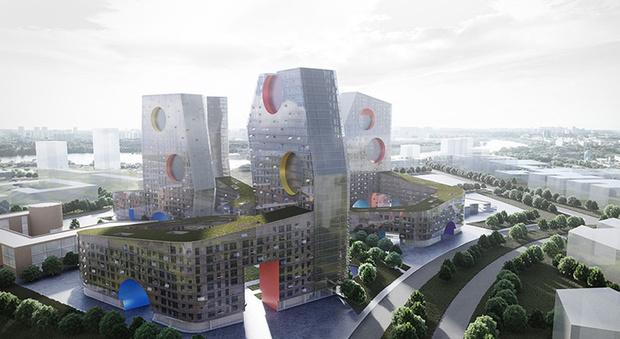 Проекты звезд архитектуры в России (фото 5)