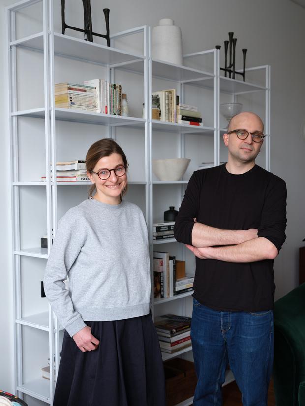 Интерьер с обложки: квартира 65 м² по проекту Наталии и Ивана Трофимовых (фото 3)