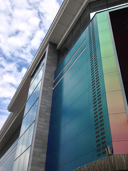 Дом-хамелеон: фасадные панели Rockpanel серии Chameleon | галерея [1] фото [3]