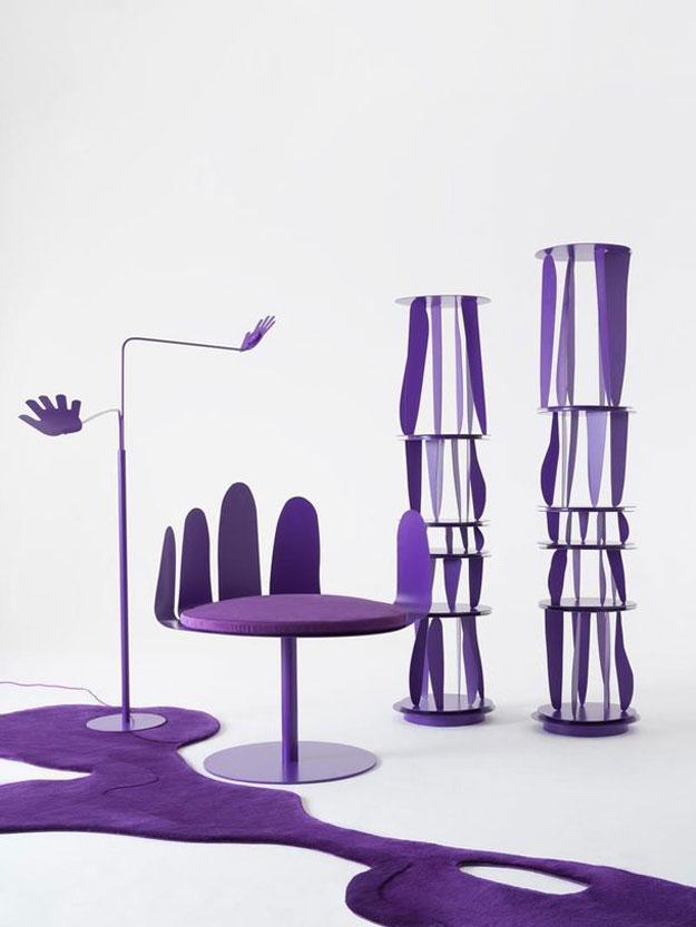 Ультрафиолетовая коллекция Гарри Нуриева (фото 2)