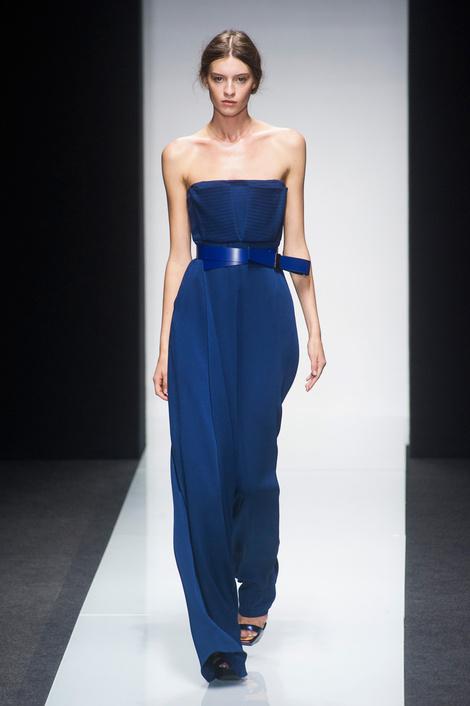 На Неделе моды в Милане прошел показ Gianfranco Ferré