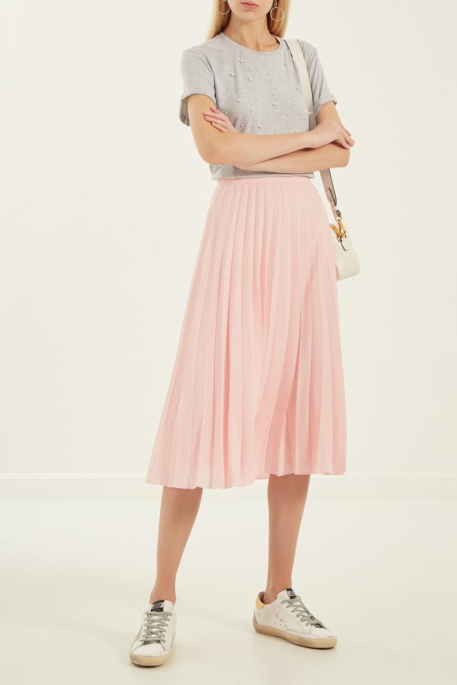 Какую юбку мы будем носить этим летом? Плиссированную! (фото 17)