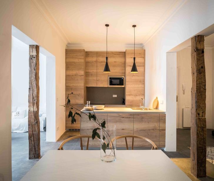 Новая жизнь старого дома в Мадриде (фото 9)