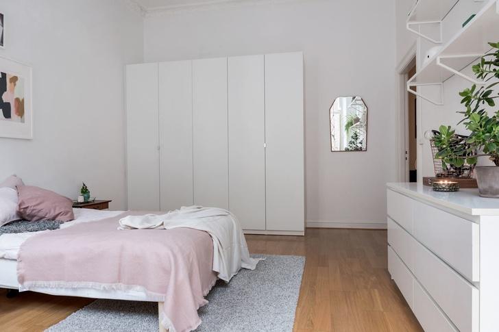 Образцовая скандинавская квартира 140 м² (фото 15)