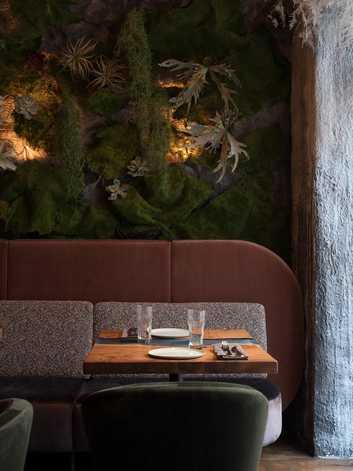 Ресторан с морепродуктами Humans на Патриарших (фото 4)