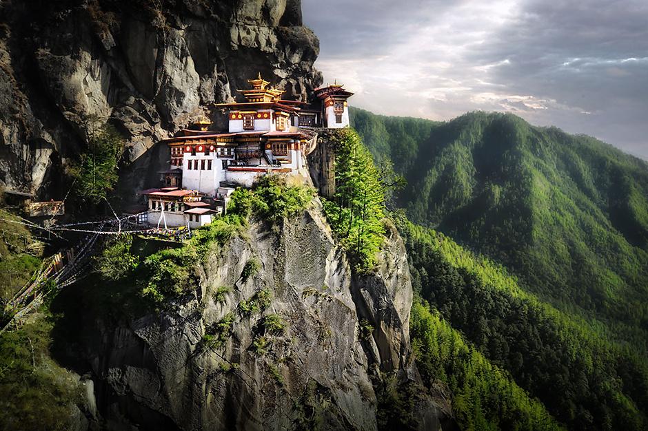 Таксанг, Бутан