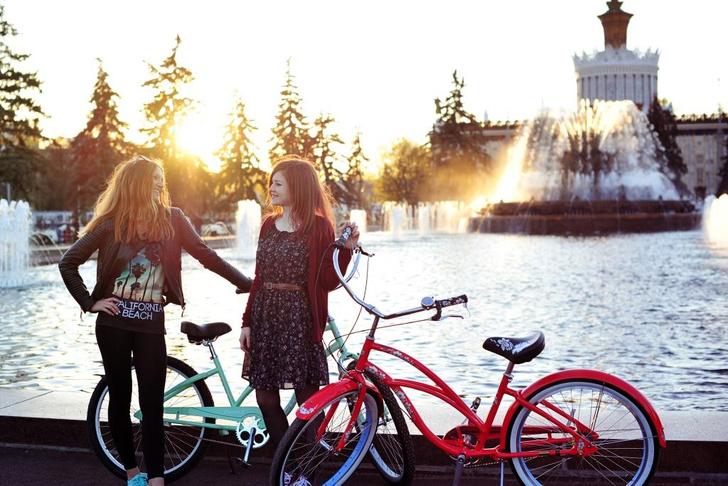 Electra открыла крупнейший прокат модных велосипедов в Москве