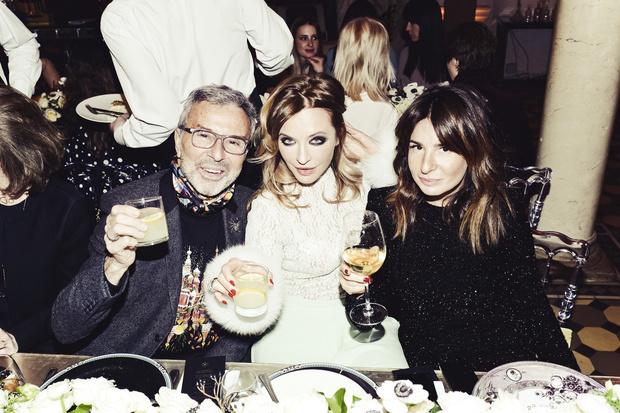 Дом Guerlain устроил праздничный ужин в честь своего 190-летия (фото 1)