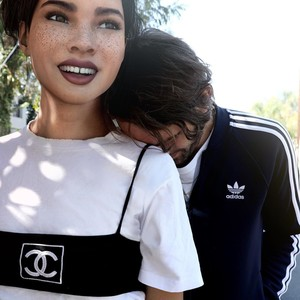 Первый «компьютерный» fashion-блогер (фото 3.2)
