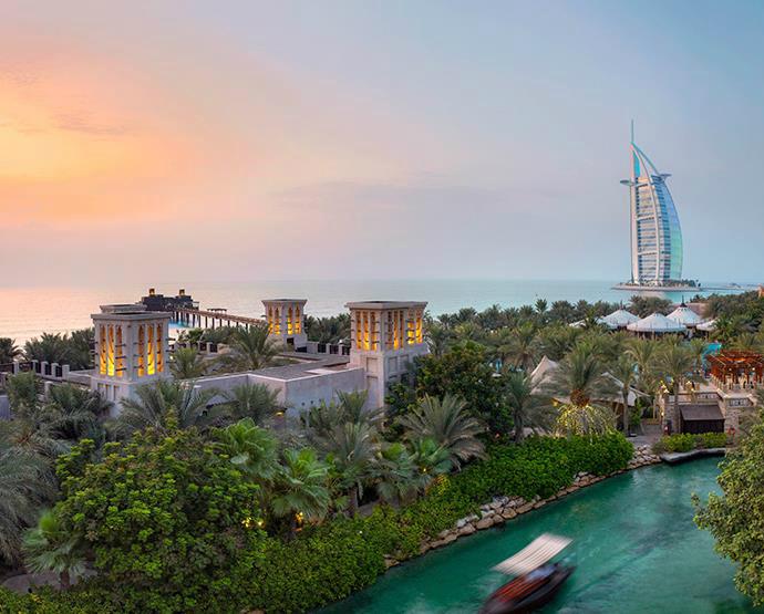 Курорт Madinat Jumeirah