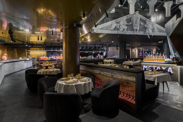 Греческий ресторан в Москве (фото 7)