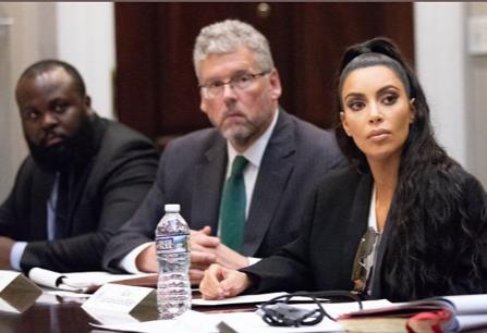Иванка Трамп и Ким Кардашьян решают судьбу тюремной реформы (фото 1.2)