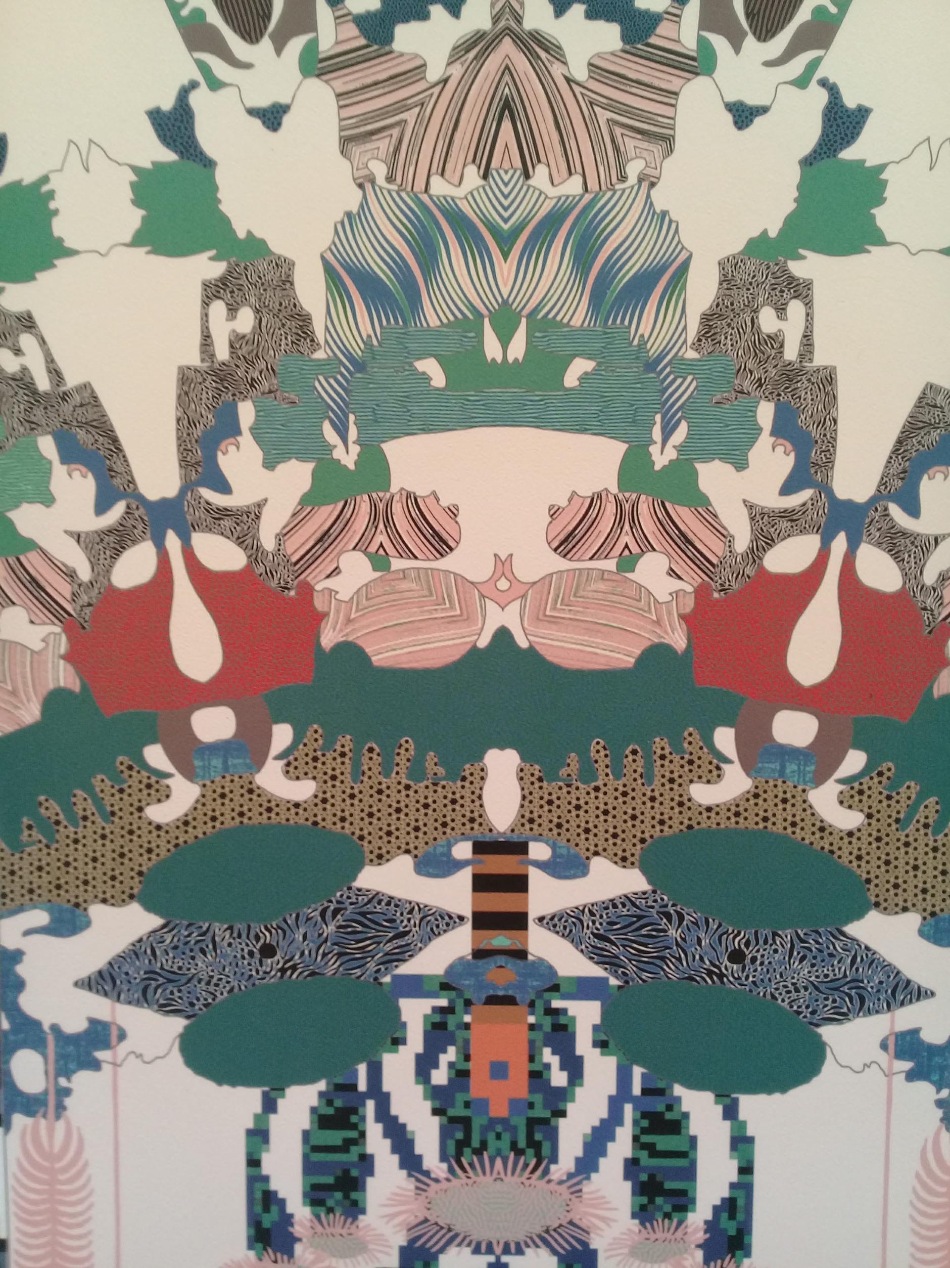 10 новинок выставки Cersaie 2018 — керамика как искусство (галерея 14, фото 2)