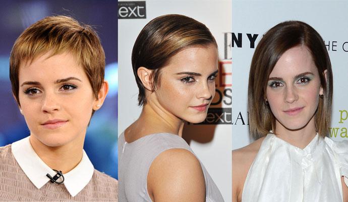 Короткие волосы как отрастить