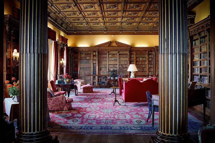 Замок из «Аббатства Даунтон» можно арендовать на Airbnb (фото 2)