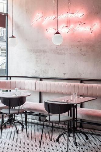Новый ресторан Greenwich Grind в Лондоне (фото 12.1)