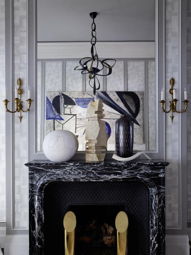 Дом на Манхэттене по дизайну Жан-Луи Деньо (фото 6)