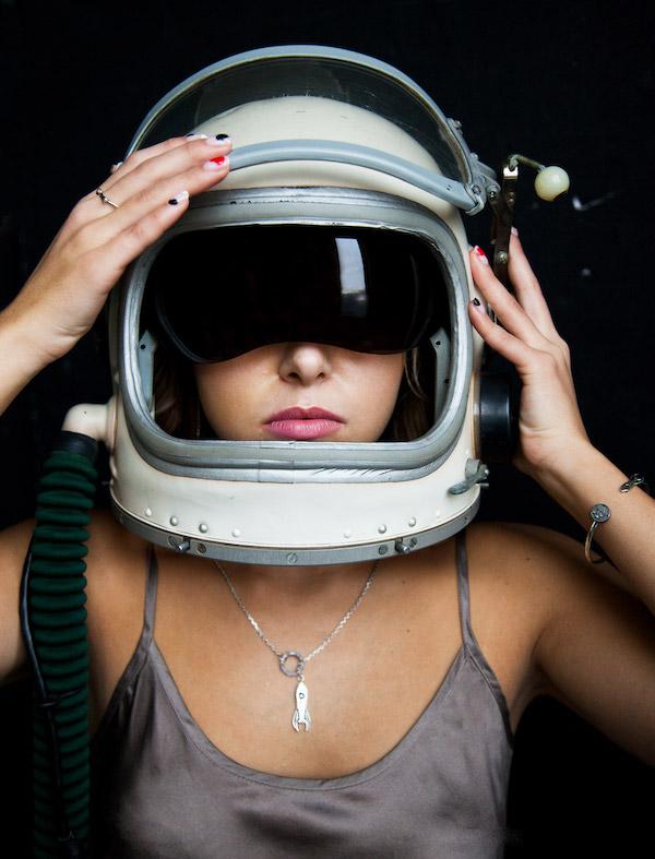 «Поехали!»: новая ювелирная коллекция Made in Cosmos (фото 3)