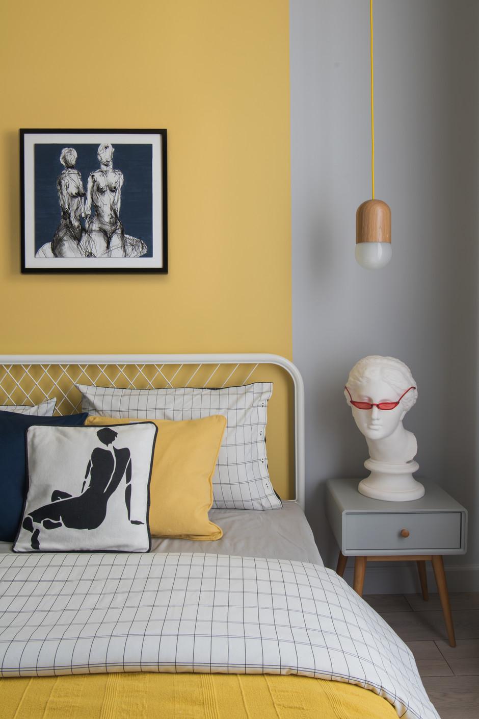 Желтый цвет в интерьере: 15 идей (галерея 0, фото 3)