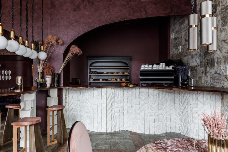 «Хлеб Да Винчи'К»: ресторан с дизайнерским интерьером в Краснодаре (фото 14)