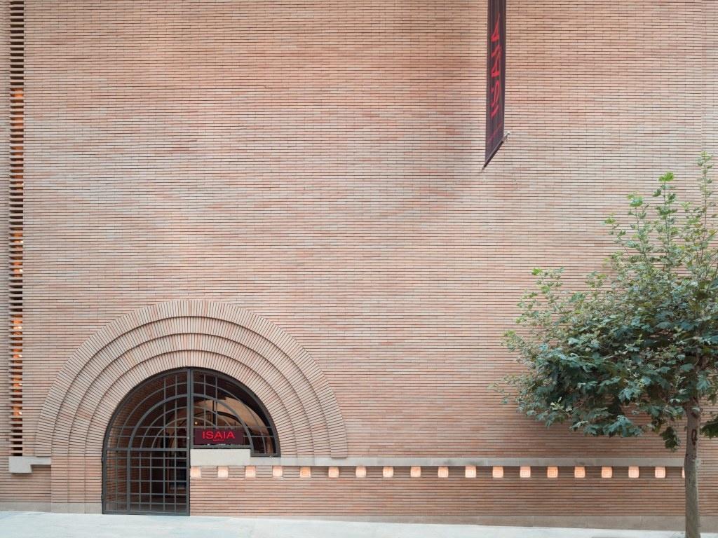 Мода и архитектура: бутик Isaia в здании Фрэнка Ллойда Райта (галерея 4, фото 2)
