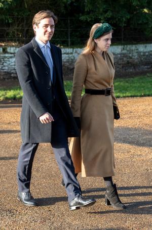 Почти все в сборе: британская королевская семья на рождественской службе (фото 6.1)