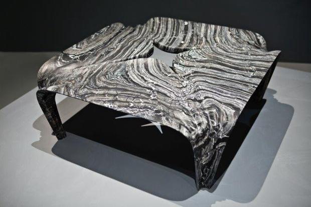 Объекты из мрамора от знаменитых архитекторов (фото 2)