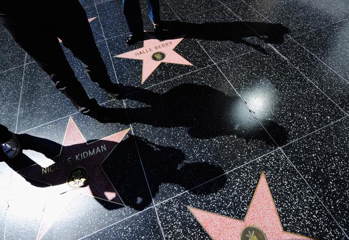 Аллея славы, Голливуд, Лос-Анджелес, штат Калифорния
