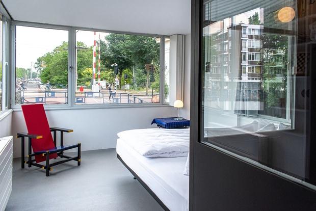 Sweets Hotel: отель в домах смотрителей мостов в Амстердаме (фото 13)