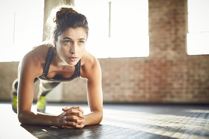 10 лучших упражнений для плоского живота фото [7]